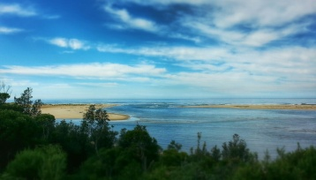 The Entrance! Mouth of the Snowy River.