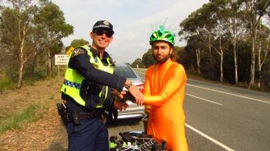 Classic Tassie cops